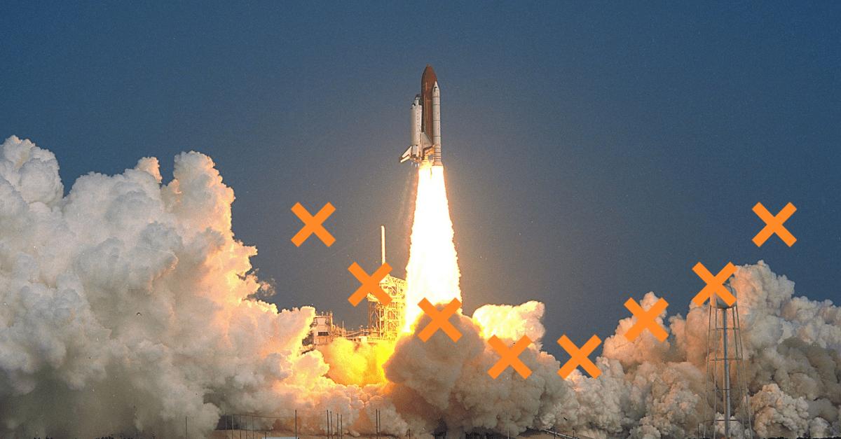Rocket success